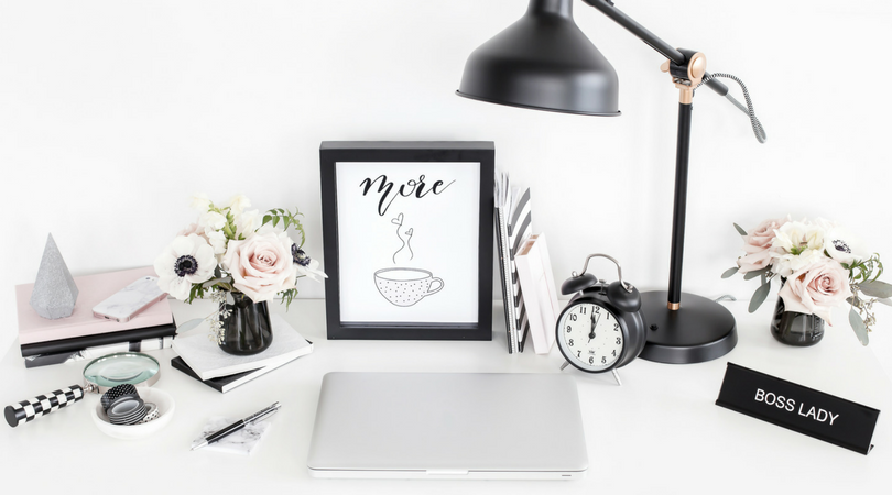 How to be Productive  When You Don't Have 24 Hours in the Day | www.TiaMarieJohnson.com