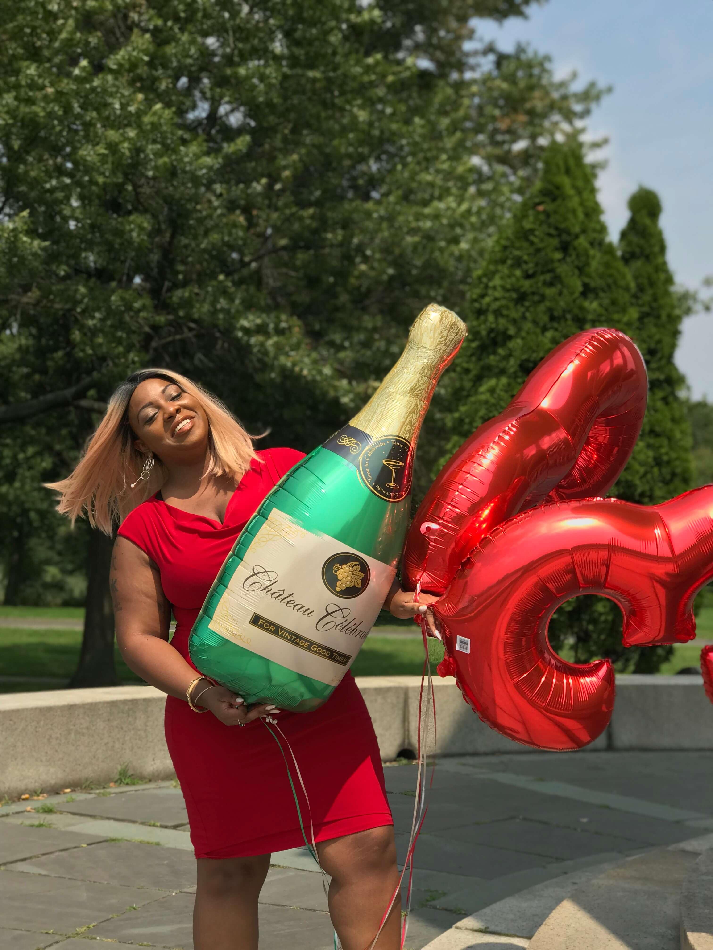 It's My Birthday - Tia Johnson