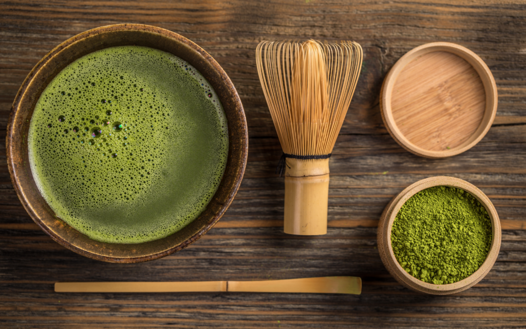 Matcha Green Tea Latte: Why I'm Obsessed & You Should Be Too