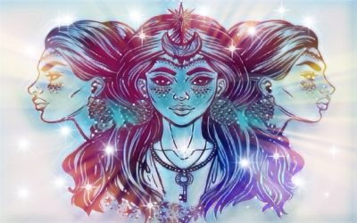 You Are A Triple Moon Goddess And Here's Why