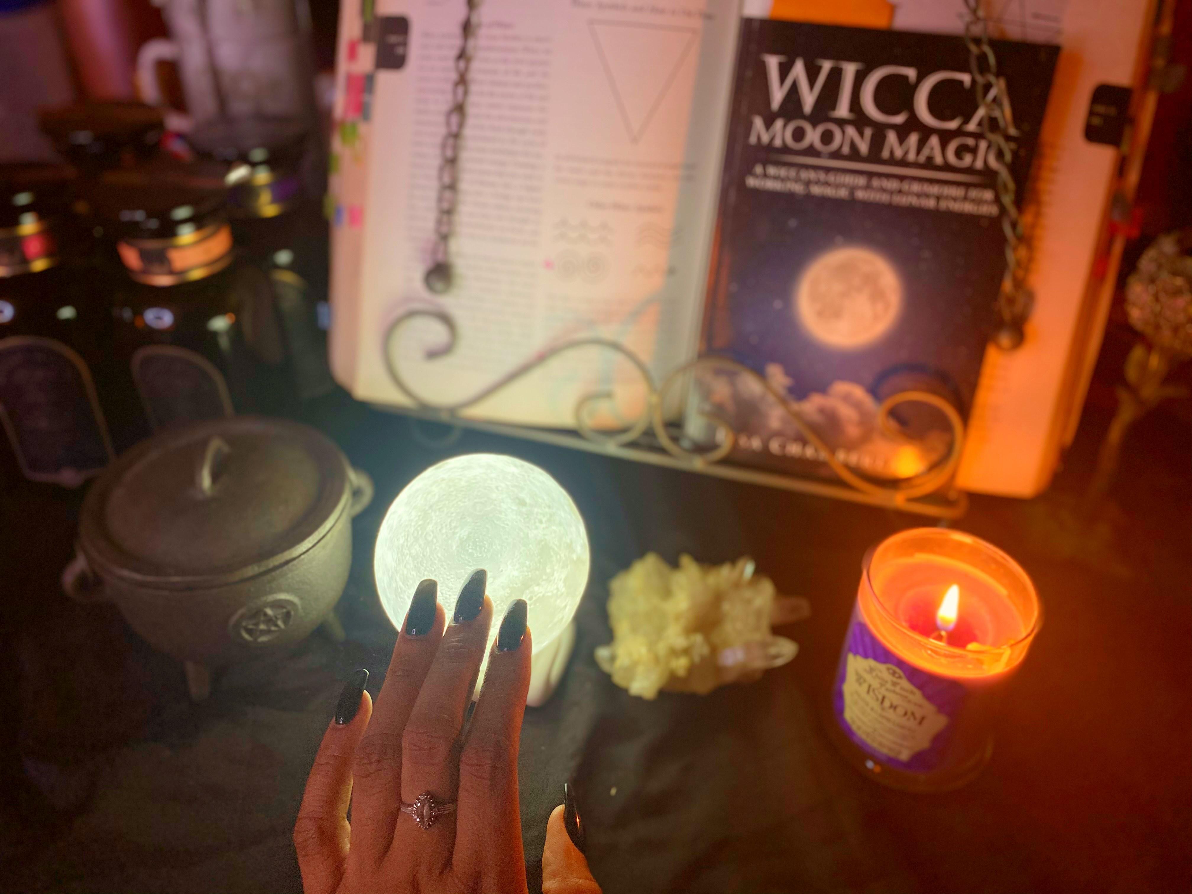Magickal Days Of The Week: Monday