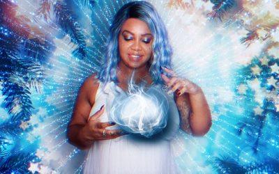 Winter Goddess Magick