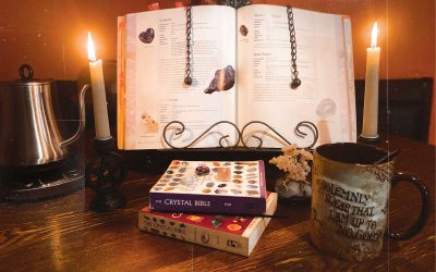 3 Must Have Books For Crystal Work