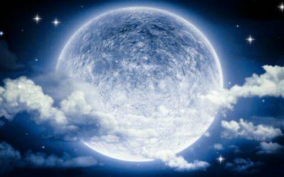 Full & New Moon Dates 2021