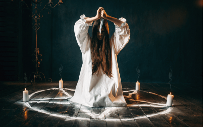 Protection Magick Part II- Casting A Circle | Tia Johnson